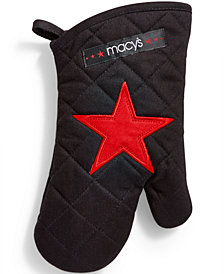 Macy's Star Oven Mitt, Created for Macy's