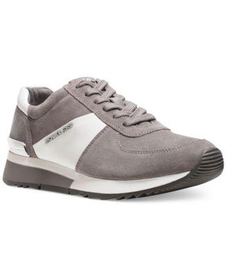 c9cff59e7bff ... MICHAEL Michael Kors Allie Trainer Sneakers - Shoes - Macys ...