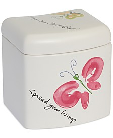Flutterby Jar