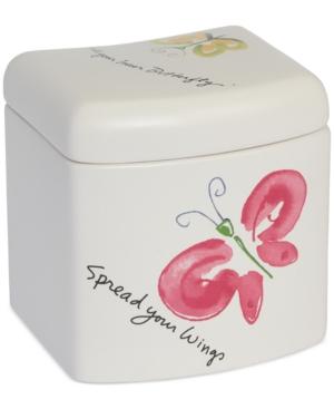 Creative Bath Flutterby Jar Bedding