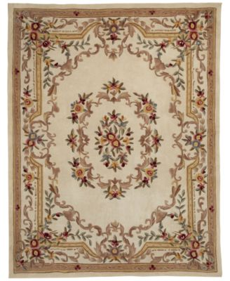 CLOSEOUT! Majesty Aubusson 5' x 8' Area Rug, Created for Macy's