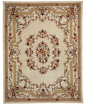 KM Home Majesty Aubusson 5' x 8' Area Rug, Created for