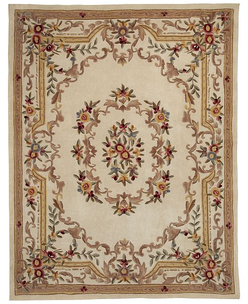 Aubusson Rugs Macys: KM Home CLOSEOUT! Majesty Aubusson Area Rug Collection