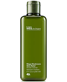 Origins Dr. Andrew Weil for Origins™ Mega-Mushroom Skin Relief Micellar Cleanser, 6.7 oz