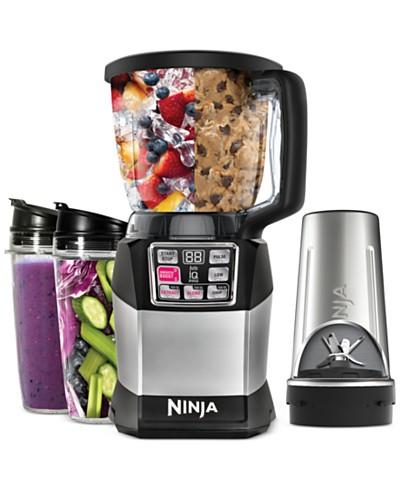 Nutri Ninja® BL492 Auto-iQ™ Pro Complete Blender
