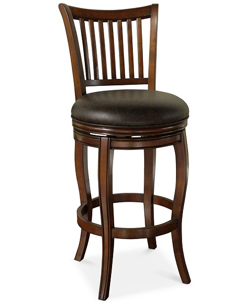 Furniture Maxwell Bar Height Bar Stool