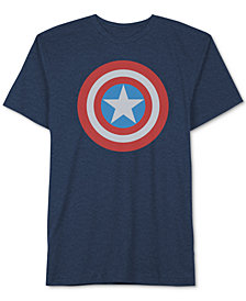 Marvel Captain America Shield Men's T-Shirt by Jem