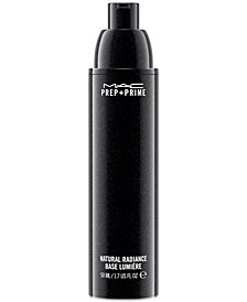 MAC Prep + Prime Natural Radiance Makeup Primer, 1.7 US fl oz