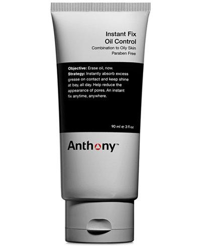 Anthony Men's Instant Fix Oil Control, 3 oz