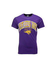 J America Men's Northern Iowa Panthers Midsize T-Shirt