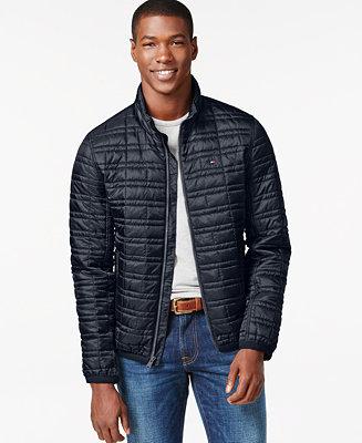 Tommy Hilfiger Platinum Insulator Quilted Jacket Coats