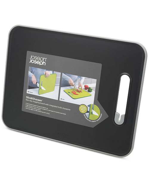 Joseph Joseph Slice and Sharpen Cutting Board