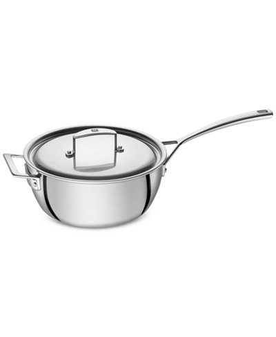 Zwilling J.A. Henckels Aurora 3.5-Qt. Conic Saucier Pan with Lid