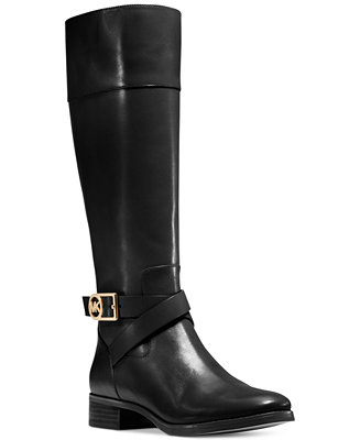 $147.5 MICHAEL Michael Kors Bryce Boots @ Macy's