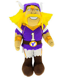 Forever Collectibles Viktor Minnesota Vikings 8-Inch Plush Mascot
