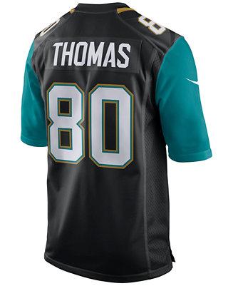 Nike Men's Julius Thomas Jacksonville Jaguars Game Jersey ...