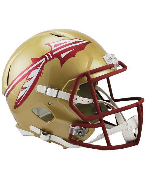 Riddell Florida State Seminoles Speed Replica Helmet