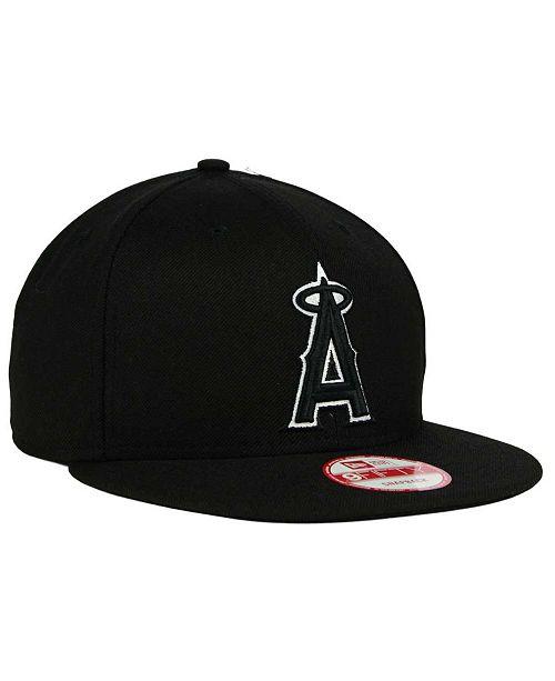 lowest price c6533 d39cc ... New Era Los Angeles Angels of Anaheim B-Dub 9FIFTY Snapback Cap ...
