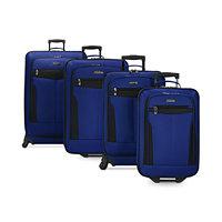 4 Pc. Travel Segovia Spinner Luggage Set