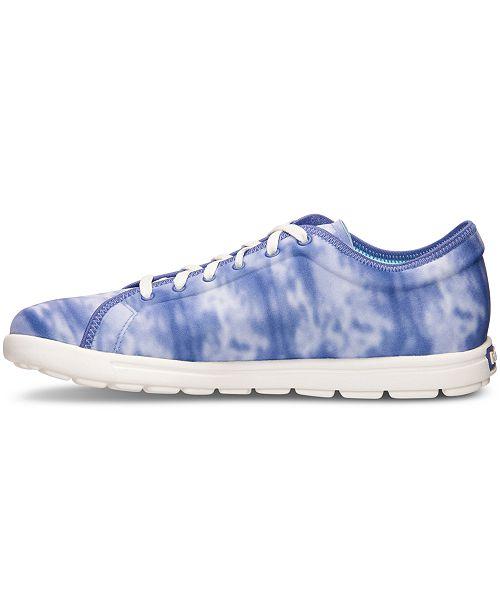 f5ccca9676f ... Reebok Women s Skyscape Runaround 2.0 Walking Sneakers from Finish Line  ...