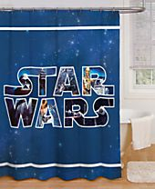 CLOSEOUT! Jay Franco Star Wars Microfiber Shower Curtain