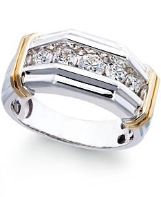 Offer code SUNDAY Men's Wedding Bands & Rings - Macy's