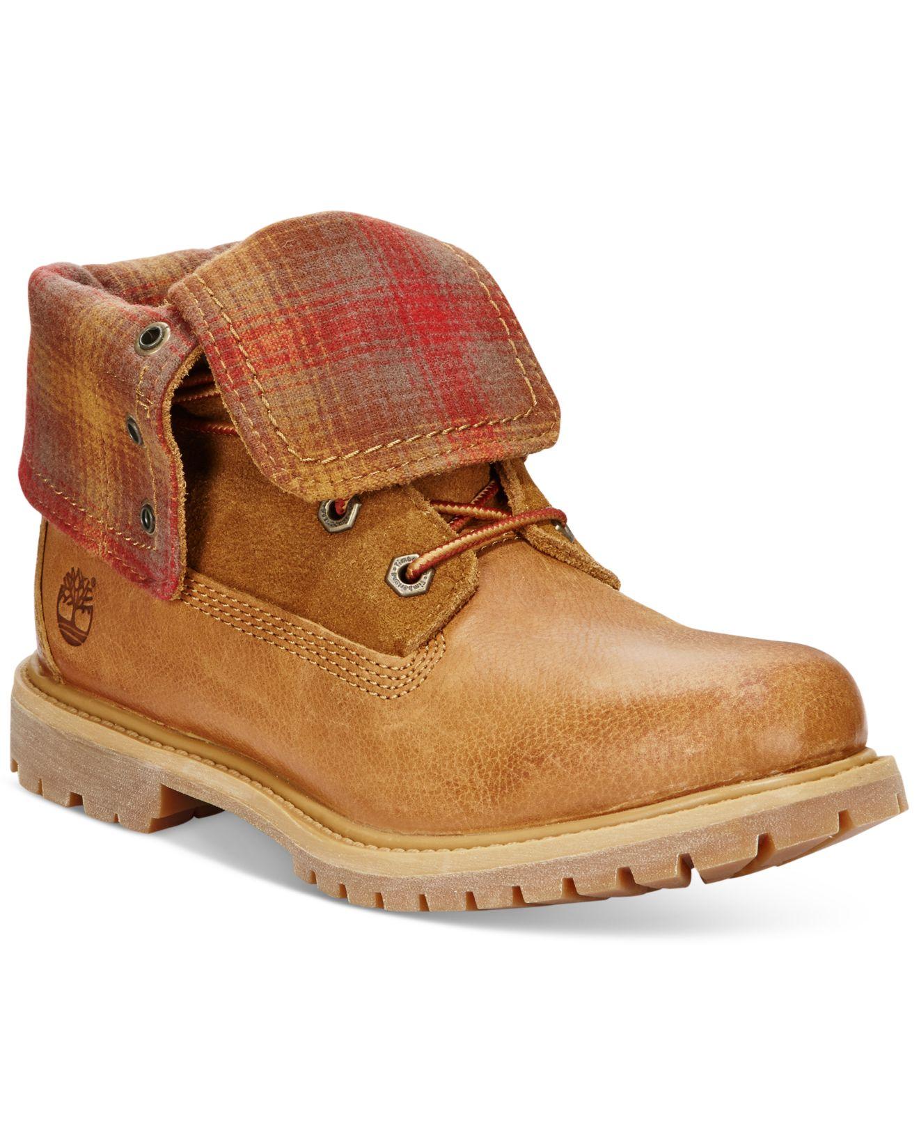 macys timberland boots