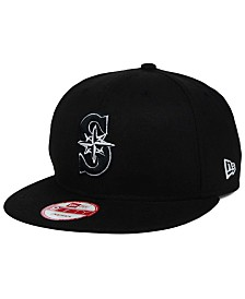 New Era Seattle Mariners B-Dub 9FIFTY Snapback Cap