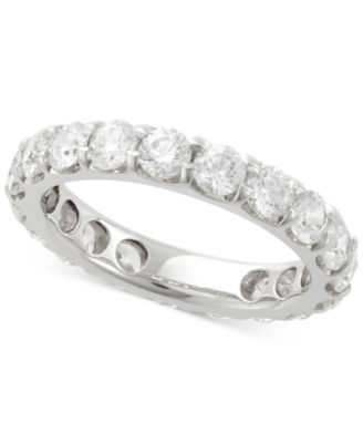 product eternity u anniversary bands diamond round ct prong carat cut ring band