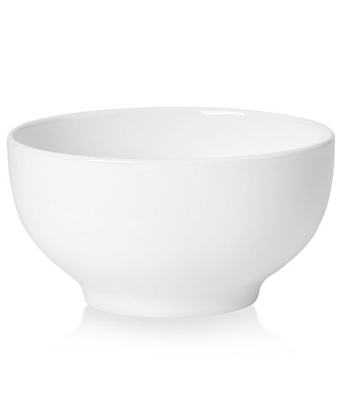 Villeroy & Boch Serveware, For Me  Oval French Rice Bowl