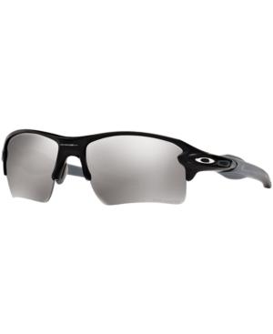 Oakley Polarized Sunglasses, OO9188 Flak 2.0 Xl