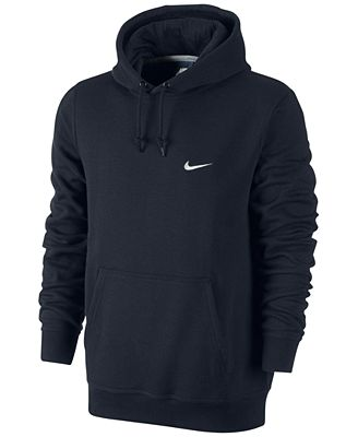 Nike Men's Classic Fleece Hoodie - Hoodies & Sweatshirts - Men ...