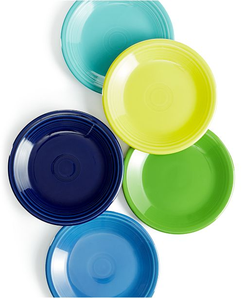 "Fiesta 9"" Luncheon Plates"
