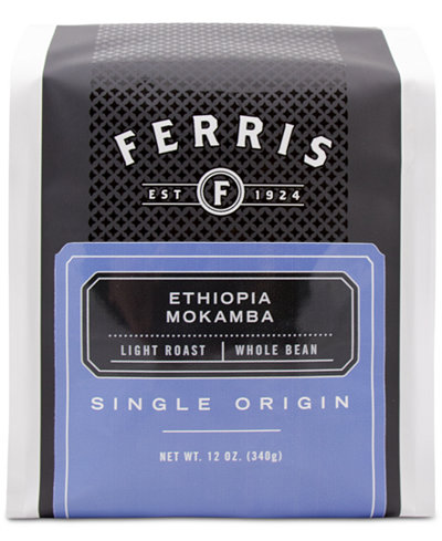 Ferris Ethiopia Mokamba Light Roast Ground Coffee
