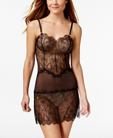 b.tempt'd by Wacoal b.sultry Chemise 914261