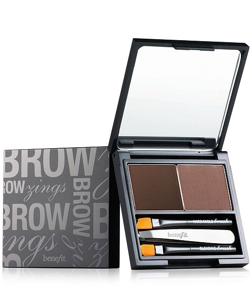Benefit Cosmetics brow zings shaping kit