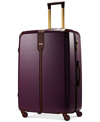 "CLOSEOUT! 60% off Hartmann Herringbone Luxe Hardside 30"" Spinner Suitcase"