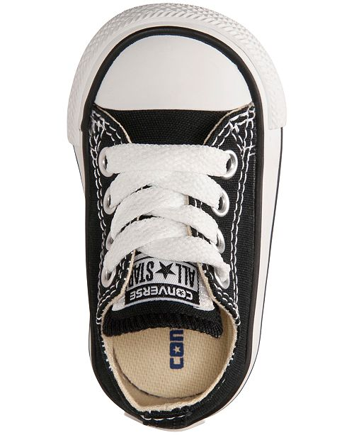 4efd4412ac589b ... Converse Toddler Boys  Chuck Taylor Original Sneakers from Finish ...