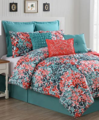 capri 10piece comforter set