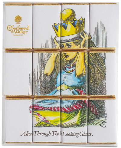 Charbonnel et Walker Alice Through the Looking Glass 12 piece Queen Alice Chocolate Gift Set