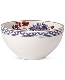 Artesano Provencal Lavender Collection Porcelain Rice Bowl