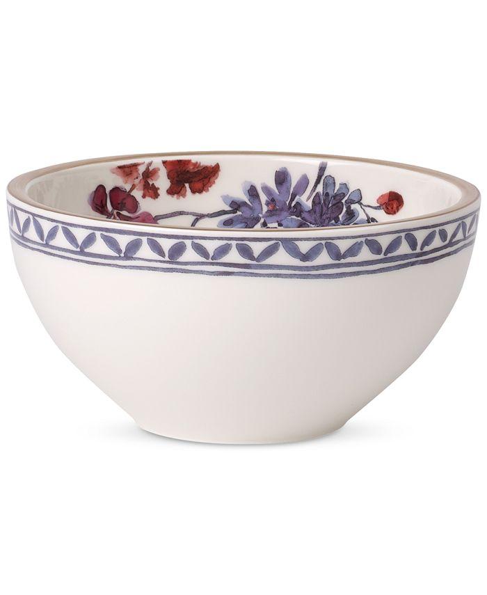 Villeroy & Boch - Artesano Provencal Lavender Collection Porcelain Rice Bowl