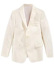 Lauren Ralph Lauren White Blazer, Big Boys