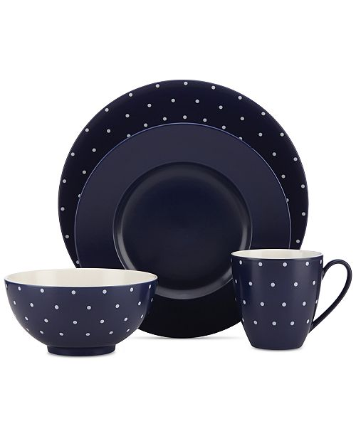 kate spade new york Larabee Dot Navy Collection