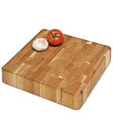 "12"" x 12"" End-Grain Chunk Board"