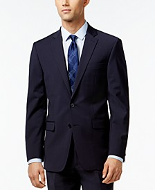 Men's Infinite Stretch Solid Slim-Fit Jacket