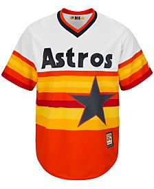 Majestic Men's Houston Astros Cooperstown Replica Jersey