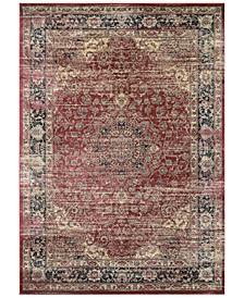 CLOSEOUT! HARAZ HAR428 Red Area Rugs