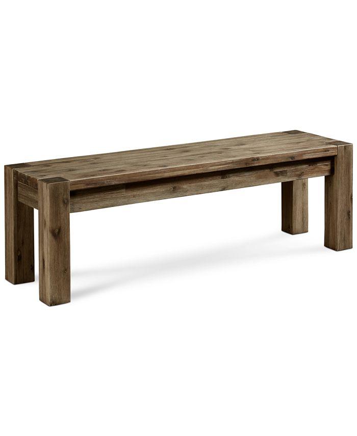 Furniture - Canyon Dining Bench