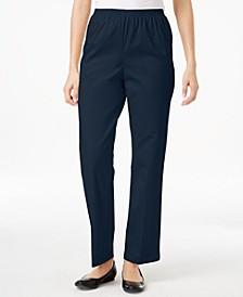 Classics Twill Pull-On Pants